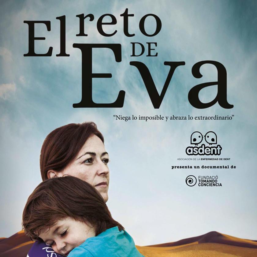 Colabora con El Reto de Eva para la Fundación Asdent