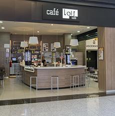 Cafetería Lois As Cancelas Centro Comercial Santiago de Compostela