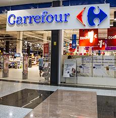 Hipermercado Carrefour As Cancelas Santiago