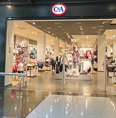 C&A As Cancelas Centro Comercial Santiago de Compostela