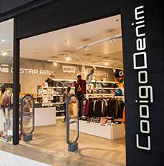 Código Denim As Cancelas Centro Comercial Santiago de Compostela