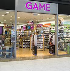 Game As Cancelas Centro Comercial Santiago de Compostela