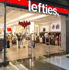 Lefties As Cancelas Centro Comercial Santiago de Compostela