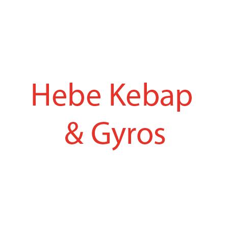 Logo Restaurante Hebe Kebap & Gyros As Cancelas