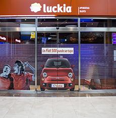 Luckia As Cancelas Centro Comercial Santiago de Compostela