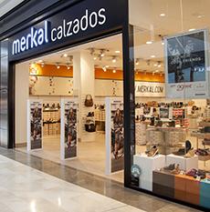 Merkal Calzados As Cancelas Centro Comercial Santiago de Compostela