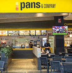 Restaurante Pans & Company As Cancelas