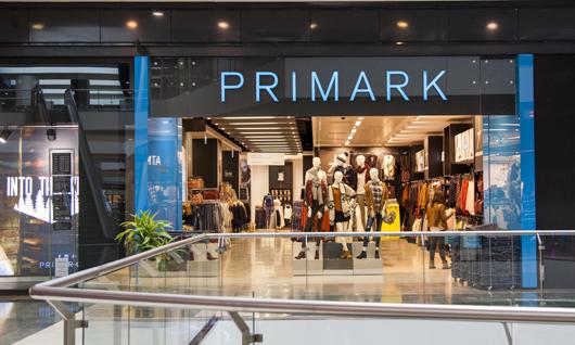 Moda hombre y mujer Primark As Cancelas Centro Comercial Santiago de Compostela