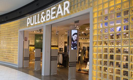 Moda joven Pull & Bear As Cancelas Santiago de Compostela