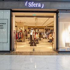 Sfera As Cancelas Centro Comercial Santiago de Compostela