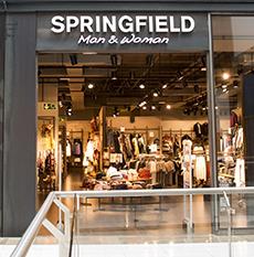 Springfield As Cancelas Centro Comercial Santiago de Compostela