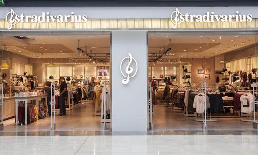 Moda Stradivarius As Cancelas Centro Comercial Santiago