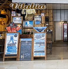 Restaurante Vilalúa As Cancelas