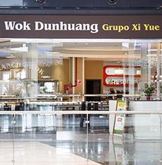 Restaurante asiático Wok Dunhuang As Cancelas Santiago de Compostela