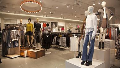 Moda hombre mujer H&M As Cancelas Tienda