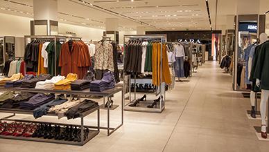Moda complementos Zara As Cancelas Tienda