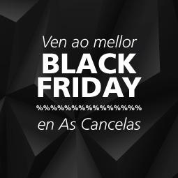 O mellor Black Friday en As Cancelas