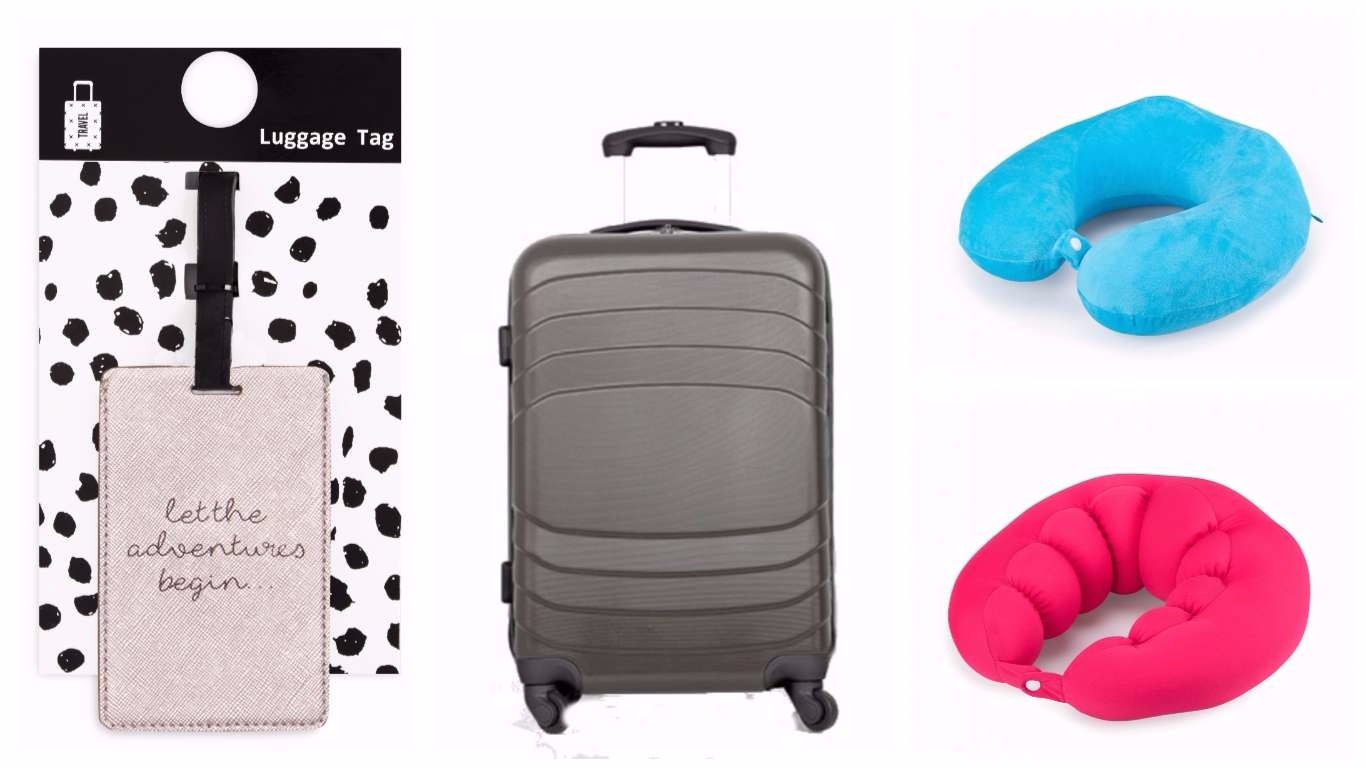 Operaci n salida los imprescindibles de tu equipaje c - Maleta viaje carrefour ...
