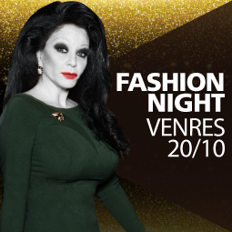 A Fashion Night ao detalle