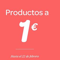 Abrir Gran selección de productos a 1€ en Carrefour