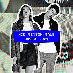 Abrir Mid Season Sale en Bershka