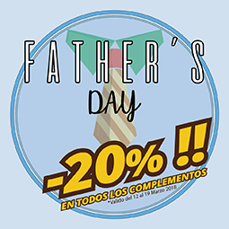 Abrir Descuentos Father's Day en Inside