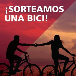 Abrir Consigue una bicicleta de paseo gratis