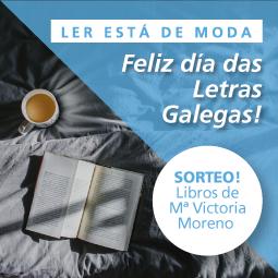 Abrir Celebramos o Día das Letras Galegas cun sorteo