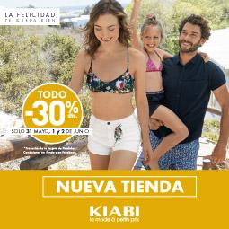 Abrir Gran apertura de Kiabi