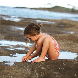 Os imprescindibles de moda baño infantil