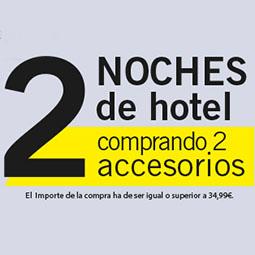 Abrir De regalo 2 noches de hotel con Phone House
