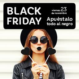 Abrir 23 de noviembre: Black Friday