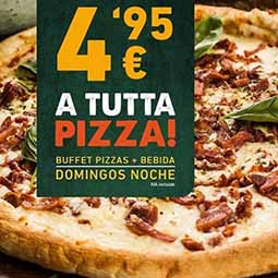 Abrir 'A tutta pizza' en Muerde la Pasta