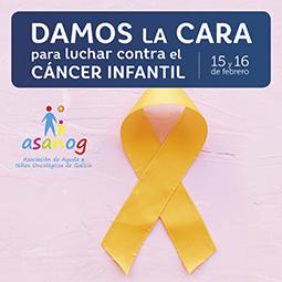 Abrir Da la cara por el cáncer infantil