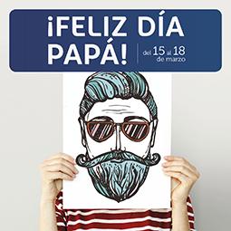 Abrir Celebramos el Día del Padre regalando caricaturas