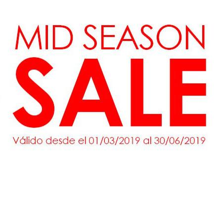 Abrir Tramas estrea a Mid Season Sale cos mellores prezos
