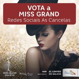 Abrir Vota a Miss Grand Redes Sociais As Cancelas