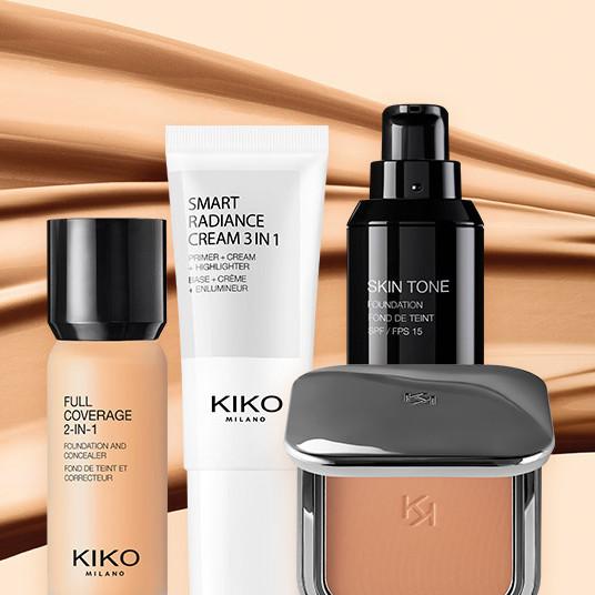 Abrir Consigue unha pel perfecta grazas aos produtos de Kiko