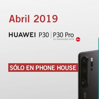 Abrir Phone House tráeche o novo Huawei Pro 30 a un prezo especial