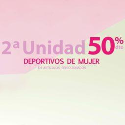 Abrir As túas segundas zapatillas ao 50% en Tino González