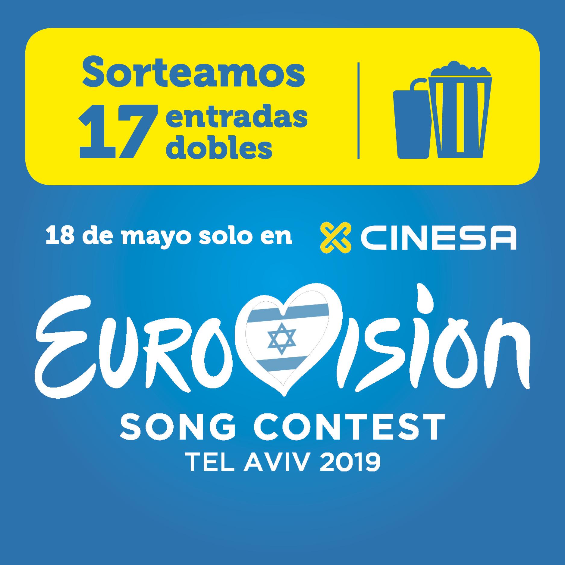 Abrir Disfruta de la gala de Eurovisión en Cinesa As Cancelas
