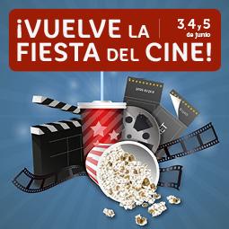 Abrir ¡La Fiesta del Cine ya está aquí!