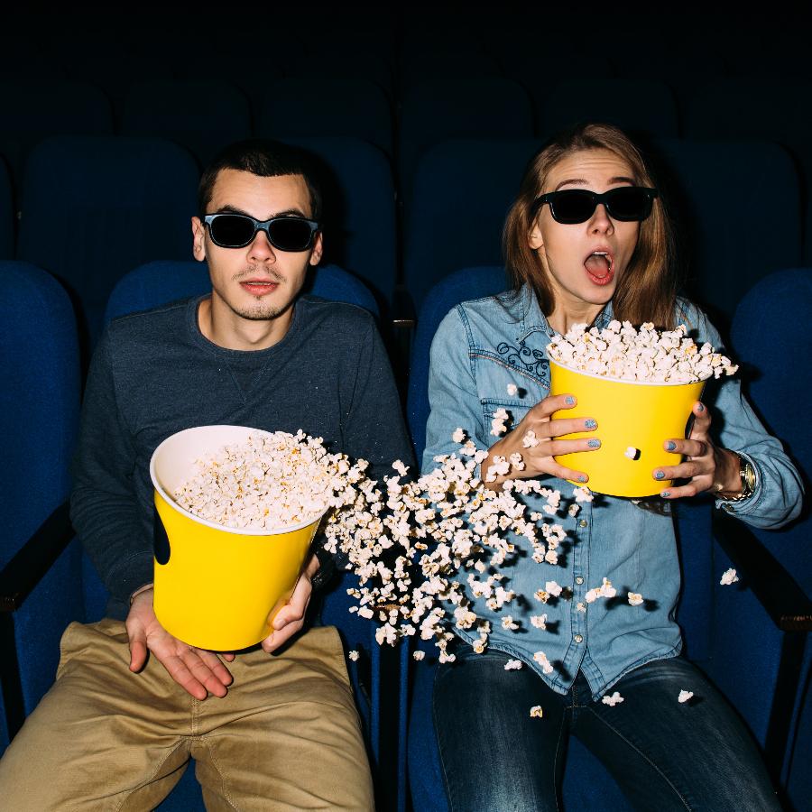 Nuestras 5 recomendaciones para celebrar la Fiesta del Cine