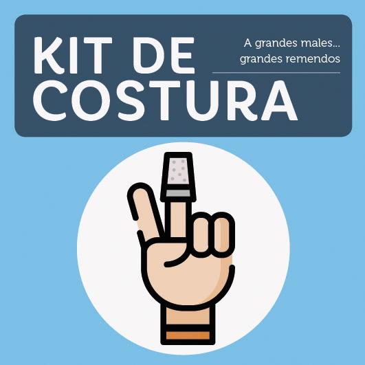 Abrir Estreamos novo servicio: kit de costura