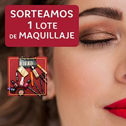 Abrir ¡Sorteamos un lote de productos de maquillaje de Arenal Perfumerías!