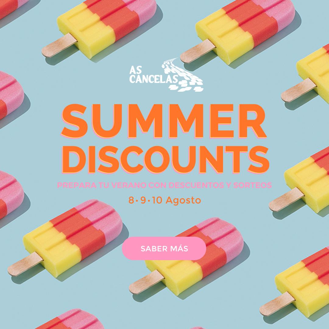 Abrir Summer Discounts: llegan los mejores descuentos del verano