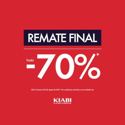 Abrir Aprovecha el fantástico remate final de Kiabi