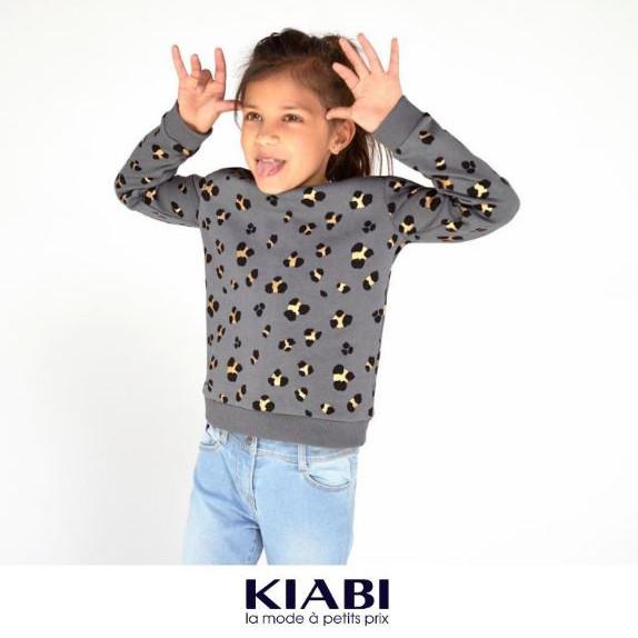 Abrir Ven a Kiabi y consigue tu 2º pijama por 1€