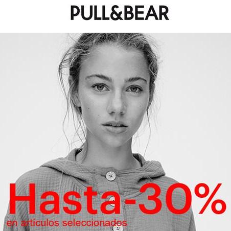 Abrir Aprovecha el 30% de descuento de Pull & Bear