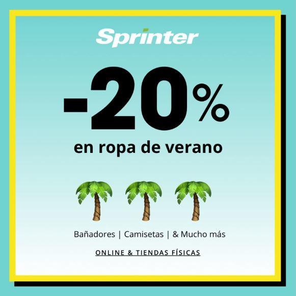 Abrir Sigue disfrutando del verano con Sprinter